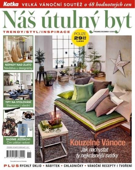 Náš útulný byt - 12/2018 - Elektronický časopis