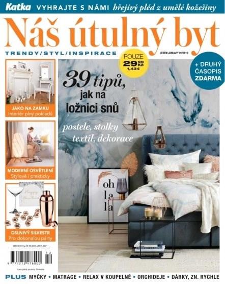 Náš útulný byt - 1/2019 - Elektronický časopis