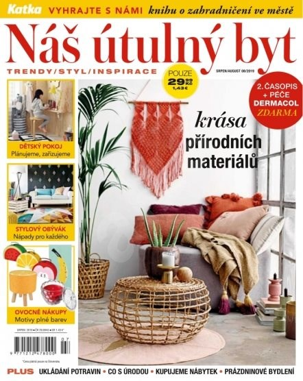 Náš útulný byt - 8/2019 - Elektronický časopis