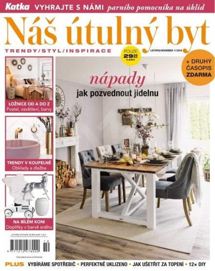 Náš útulný byt - 11/2019 - Elektronický časopis