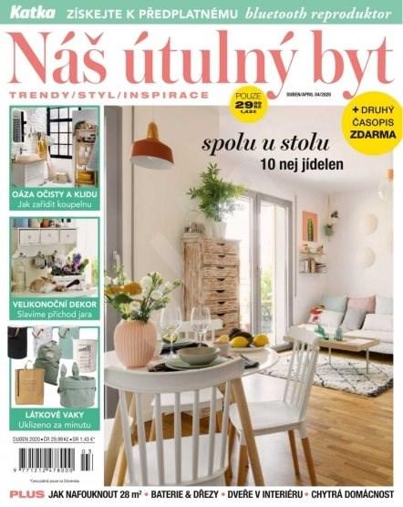 Náš útulný byt - 4/2020 - Elektronický časopis