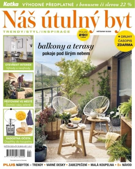 Náš útulný byt - 5/2020 - Elektronický časopis