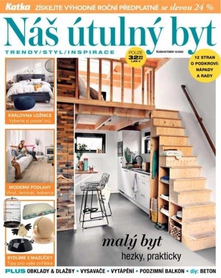 Náš útulný byt - 10/2020 - Elektronický časopis
