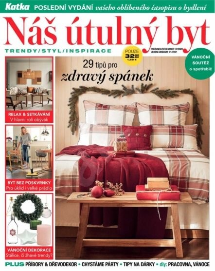 Náš útulný byt - 12/20-01/21  - Elektronický časopis