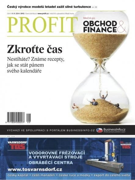 Profit - 9/2014 - Digital Magazine