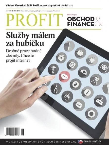 Profit - 6/2014 - Elektronický časopis