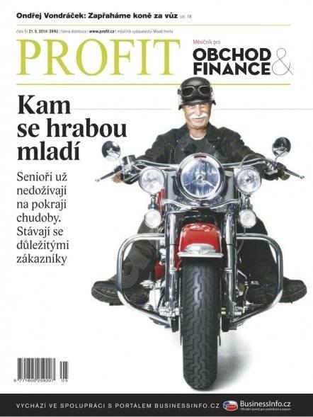 Profit - 5/2014 - Elektronický časopis