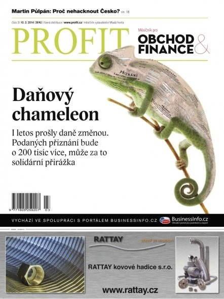 Profit - 3/2014 - Elektronický časopis