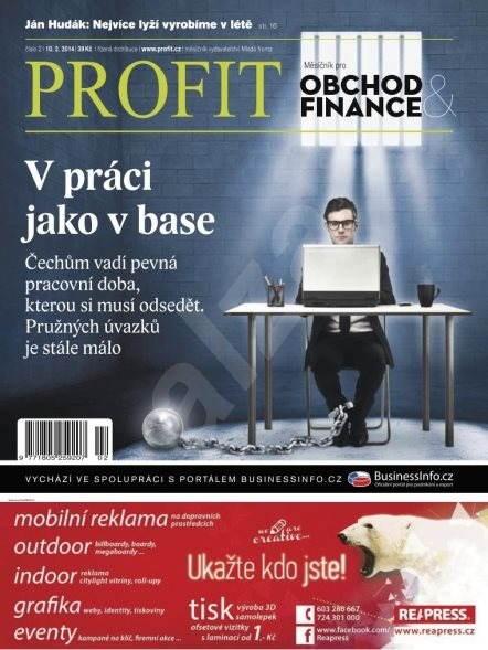 Profit - 2/2014 - Elektronický časopis