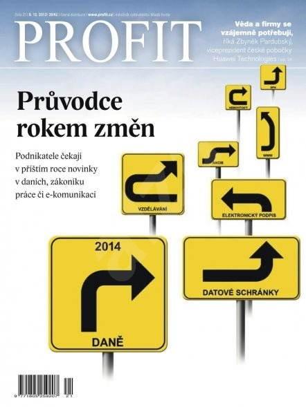Profit - 21/2013 - Elektronický časopis