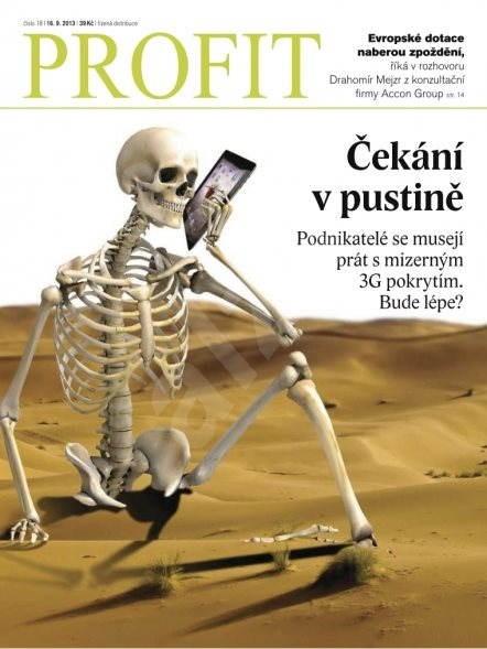 Profit - 18/2013 - Elektronický časopis