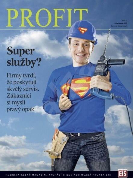 Profit - 14/2013 - Elektronický časopis