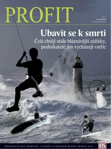 Profit - 12/2013 - Elektronický časopis