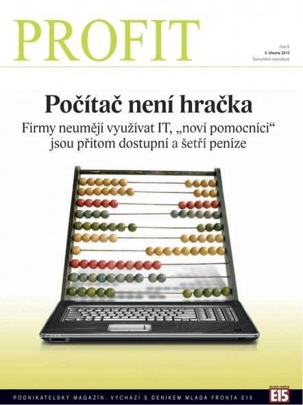 Profit - 05/2013 - Elektronický časopis