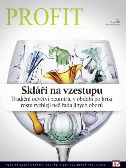 Profit - 03/2013 - Elektronický časopis
