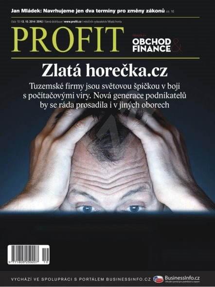 Profit - 10/2014 - Elektronický časopis