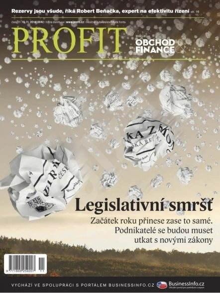 Profit - 11/2014 - Elektronický časopis