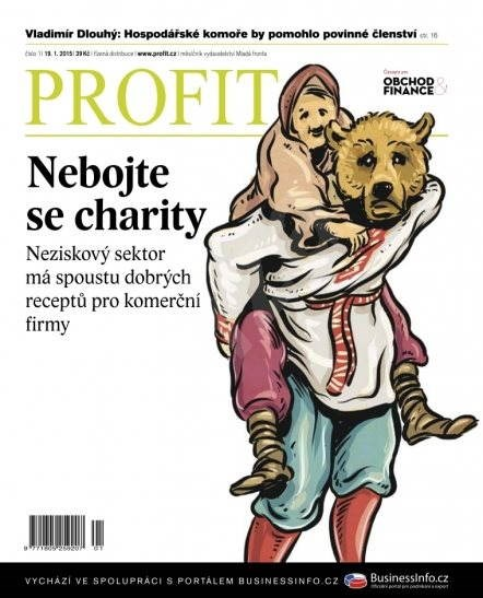 Profit - 1/2015 - Digital Magazine