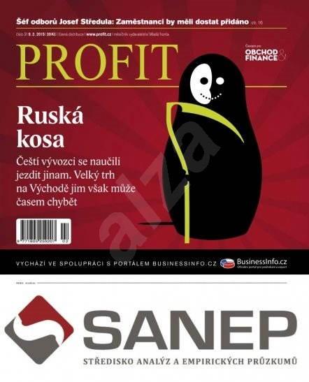 Profit - 2/2015 - Elektronický časopis