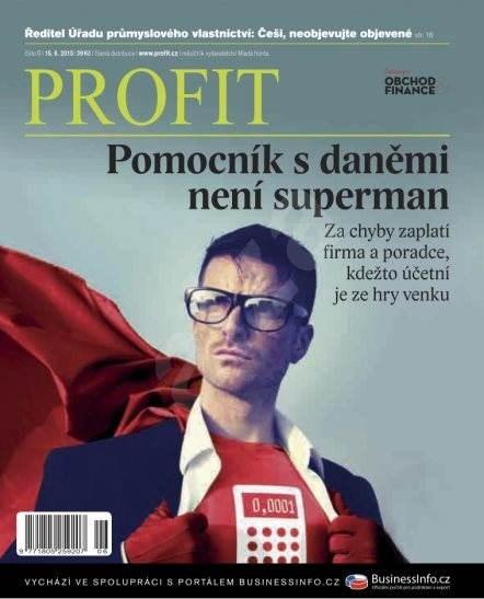 Profit - 6/2015 - Elektronický časopis