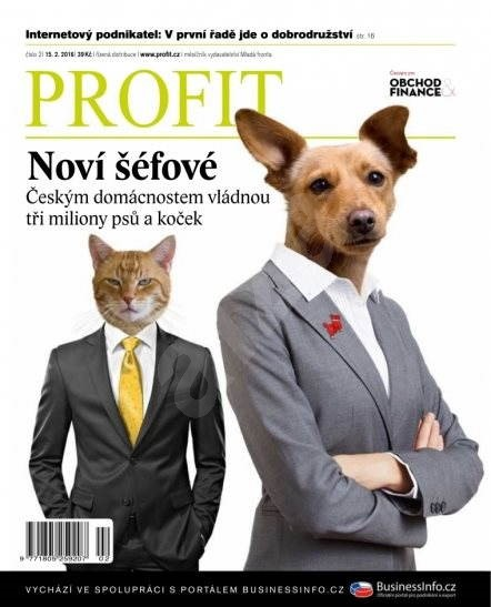 Profit - 2/2016 - Elektronický časopis