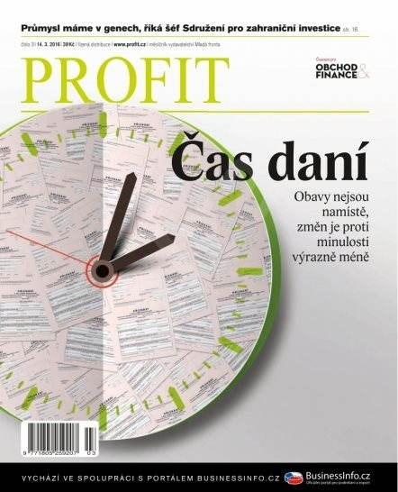 Profit - 3/2016 - Elektronický časopis