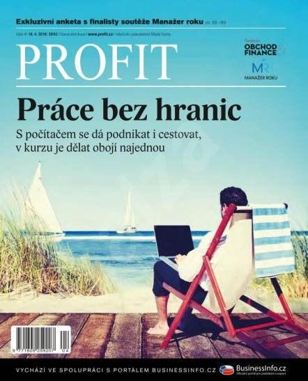 Profit - 4/2016 - Elektronický časopis