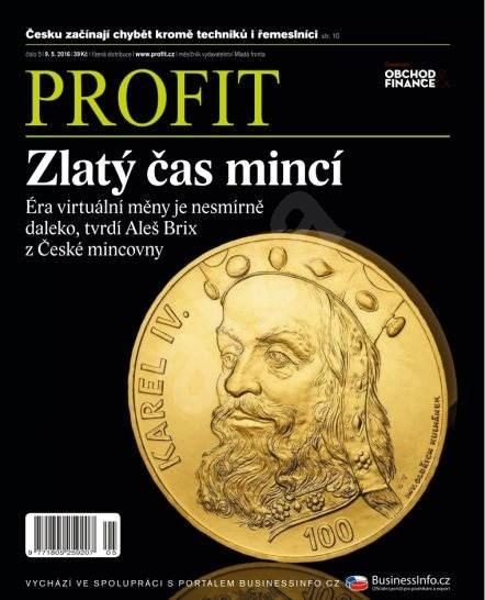 Profit - 05/2016 - Elektronický časopis
