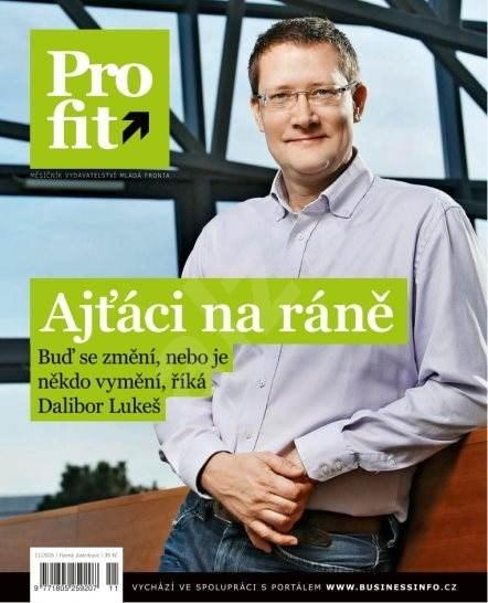 Profit - 11/2016 - Elektronický časopis