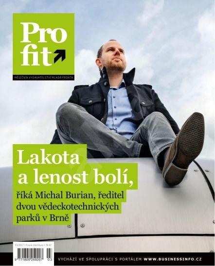 Profit - 03/2017 - Elektronický časopis