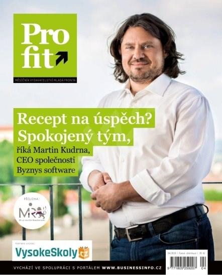 Profit - 04/2018 - Elektronický časopis