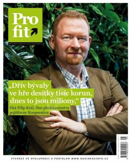 Profit - 05/2019 - Elektronický časopis