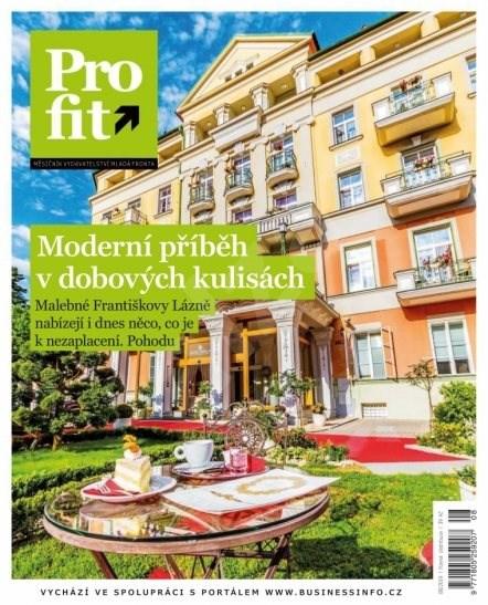 Profit - 08/2019 - Elektronický časopis
