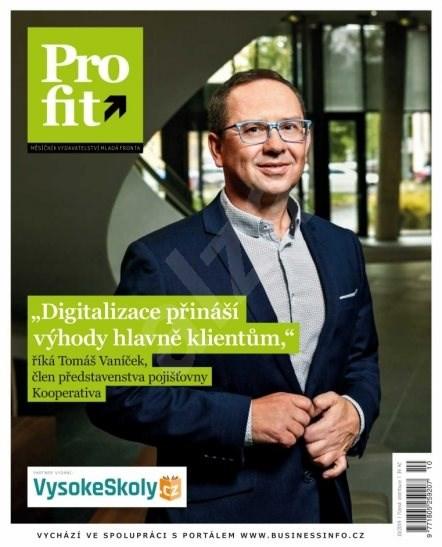 Profit - 10/2019 - Elektronický časopis