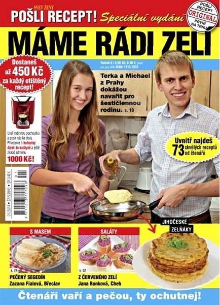 Pošli recept speciál - 1/2014 - Elektronický časopis