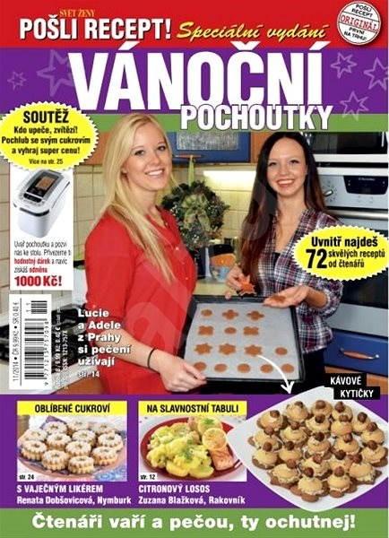 Pošli recept speciál - 11/2014 - Elektronický časopis