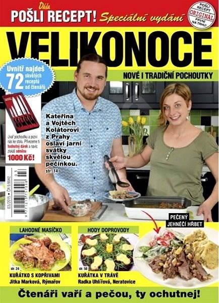Pošli recept speciál - 01/2015 - Elektronický časopis