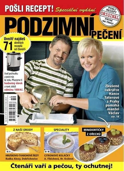 Pošli recept speciál - 10/2015 - Elektronický časopis