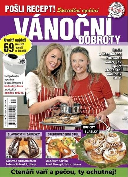 Pošli recept speciál - 11/2015 - Digital Magazine