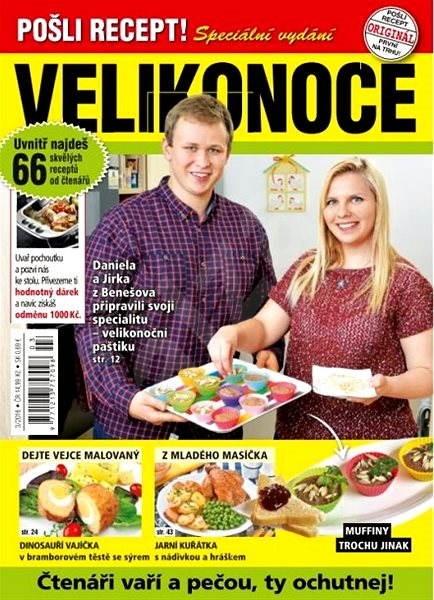 Pošli recept speciál - 3/2016 - Elektronický časopis