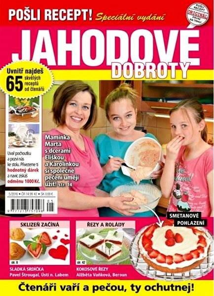 Pošli recept speciál - 5/2016 - Elektronický časopis