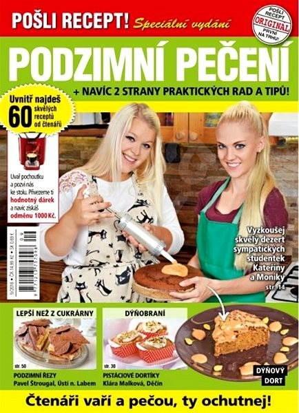 Pošli recept speciál - 9/2016 - Elektronický časopis