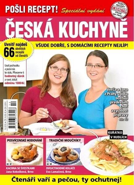 Pošli recept speciál - 10/2016 - Elektronický časopis