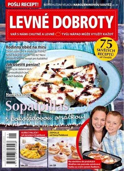 Pošli recept speciál - 1/2017 - Elektronický časopis