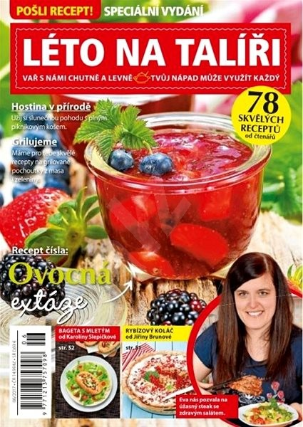Pošli recept speciál - 6/2017 - Elektronický časopis