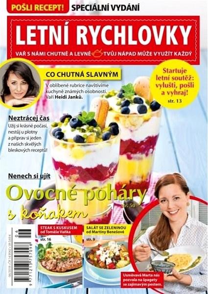 Pošli recept speciál - 6/2018 - Elektronický časopis