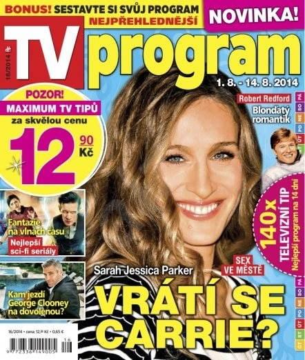 Tv Program - 16/14 - Elektronický časopis