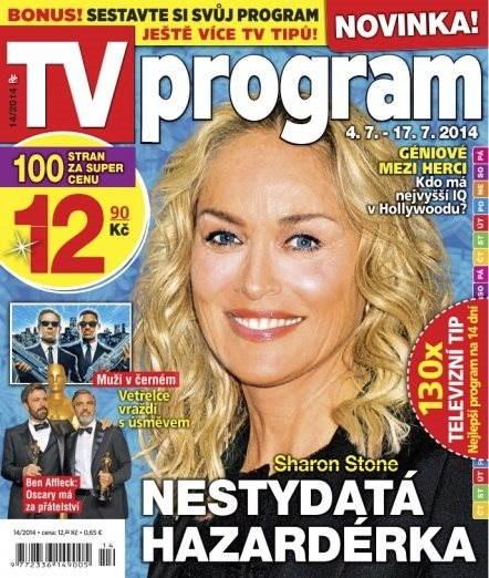 Tv Program - 14/14 - Elektronický časopis