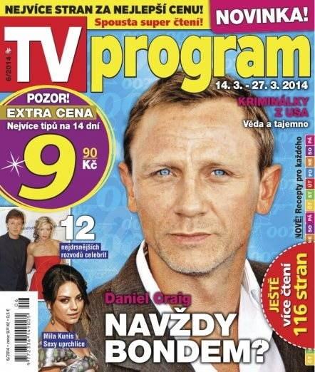 Tv Program - 6/14 - Elektronický časopis
