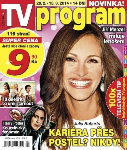 Tv Program - 5/14 - Elektronický časopis